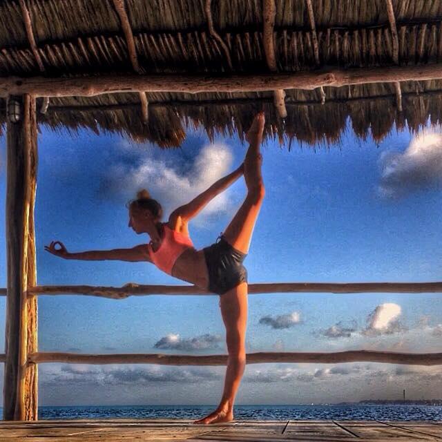 Nina Elise yoga