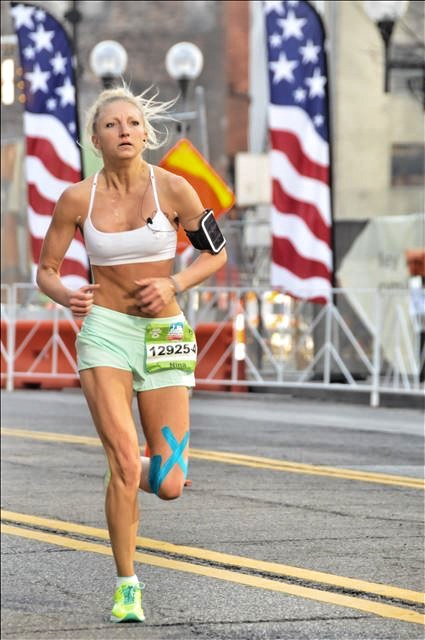 Weekend Recap: Quarter Marathon PR, Race Eats & a Blog Makeover!