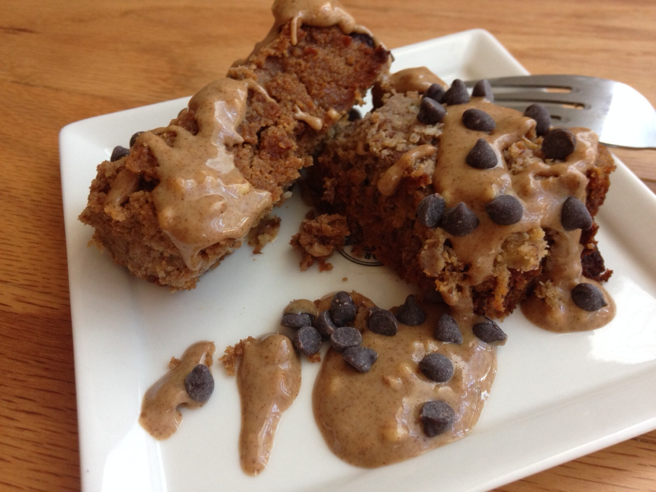 banana coffee bread paleo