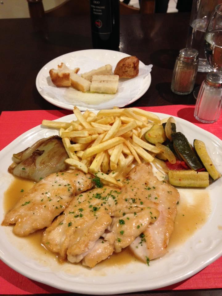 lausanne dinner