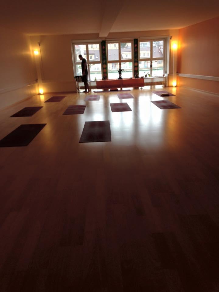 lausanne yoga
