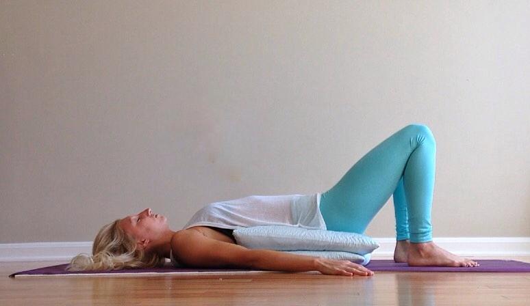 Bridge - Yoga Cancer