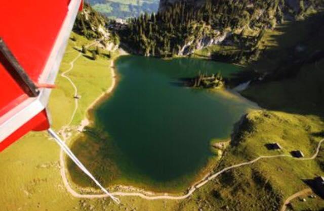 interlaken bungee jump lake