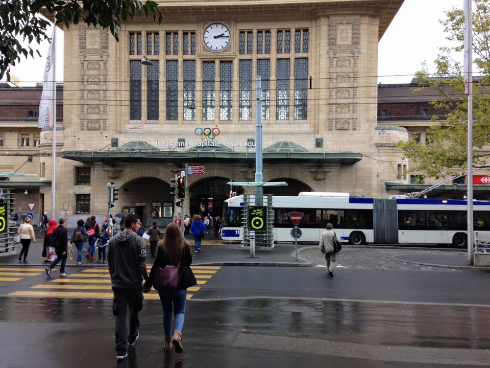 Lausanne olymp