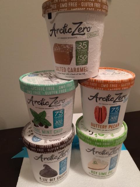 Arctic Zero Ice Cream Giveaway!