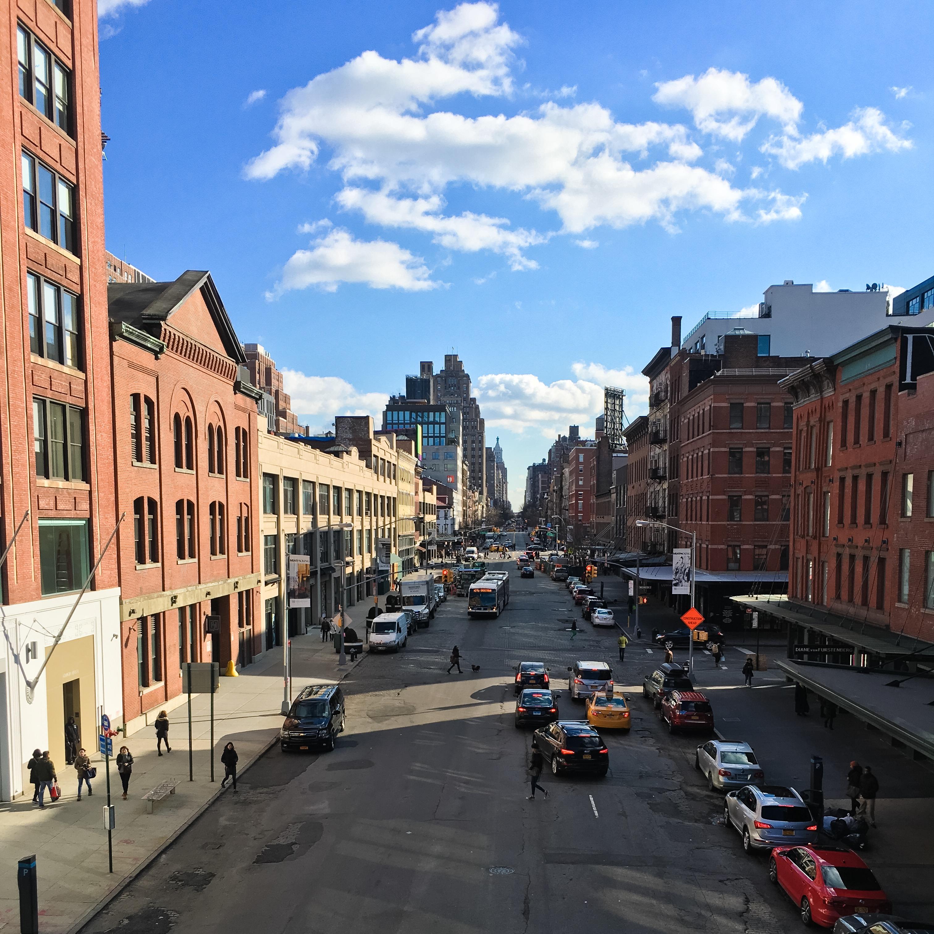 Chelsea Market Highline