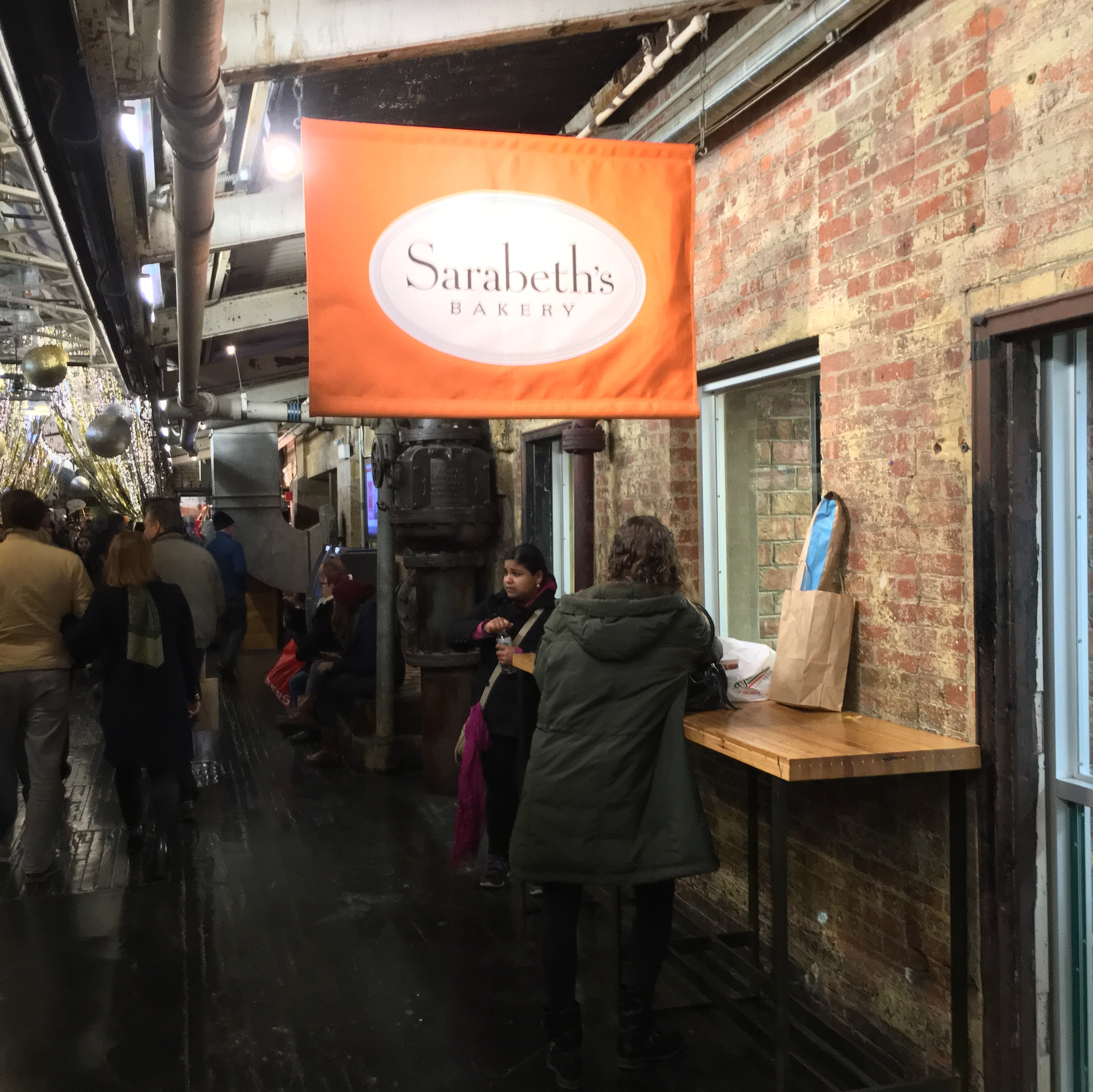 Sarabeths Bakery Chelsea Market