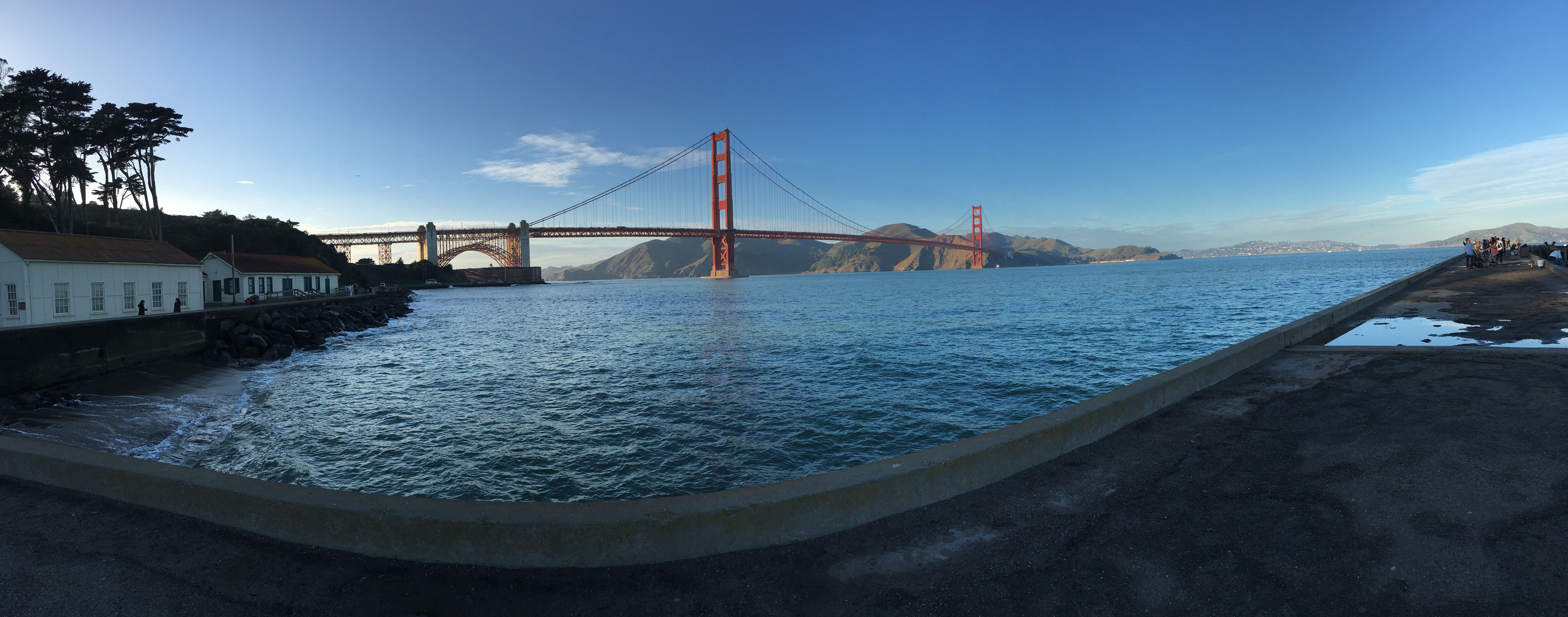 SF Bridge