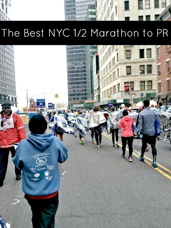 1/2 Marathon PR in NYC + Thailand & Ibiza
