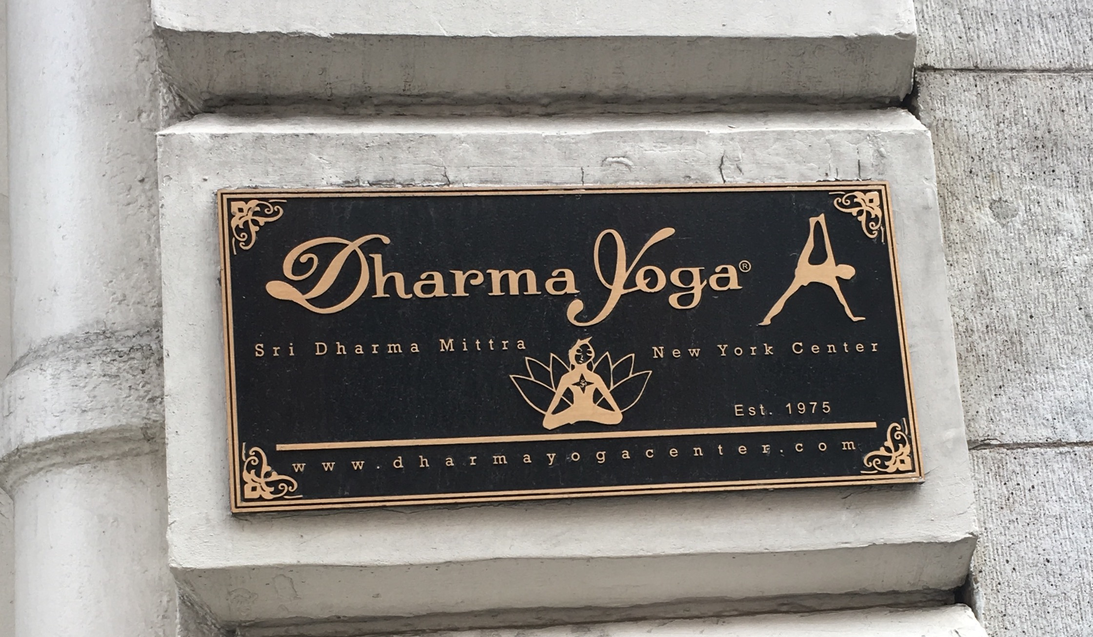 Studio Review: Dharma Yoga Center in NYC