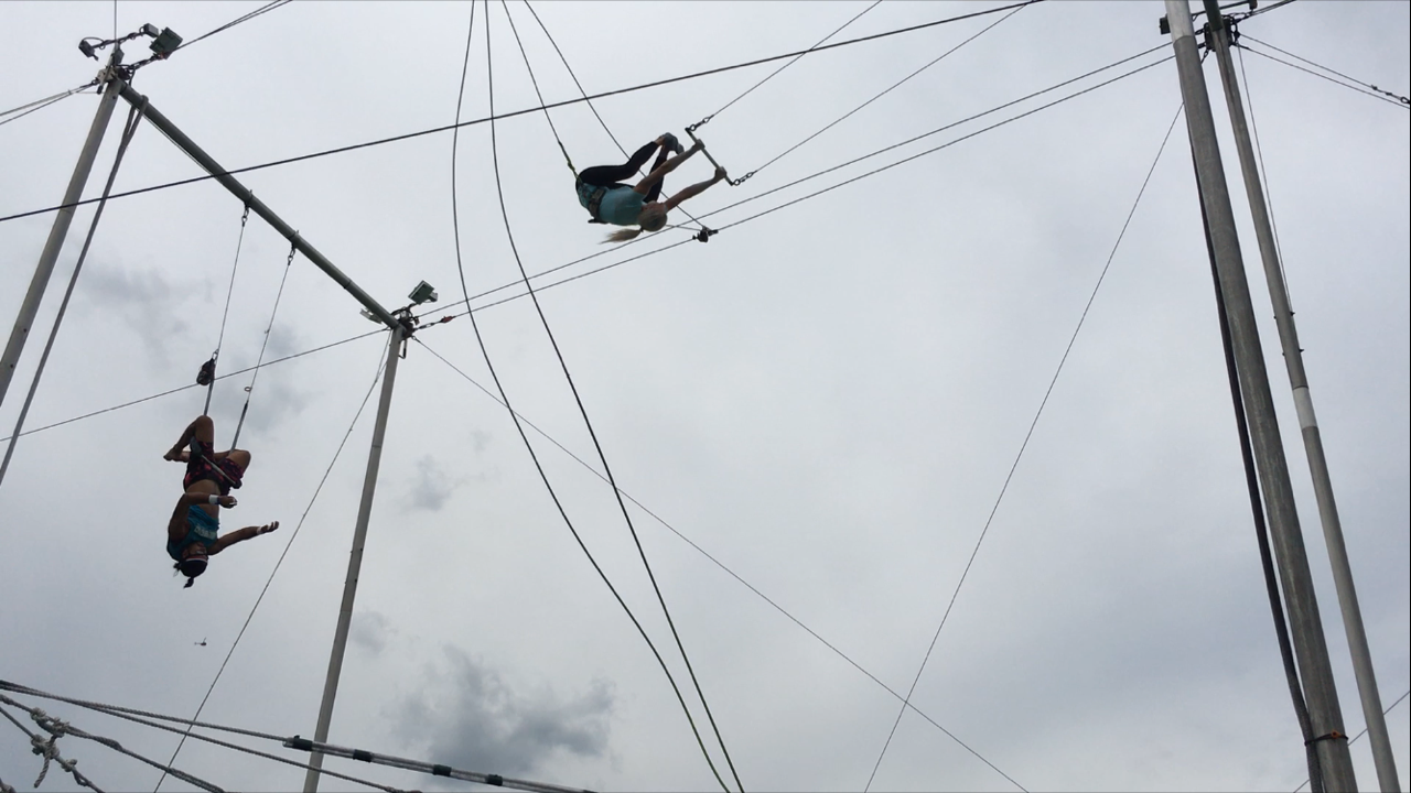 nyc trapeze lessons