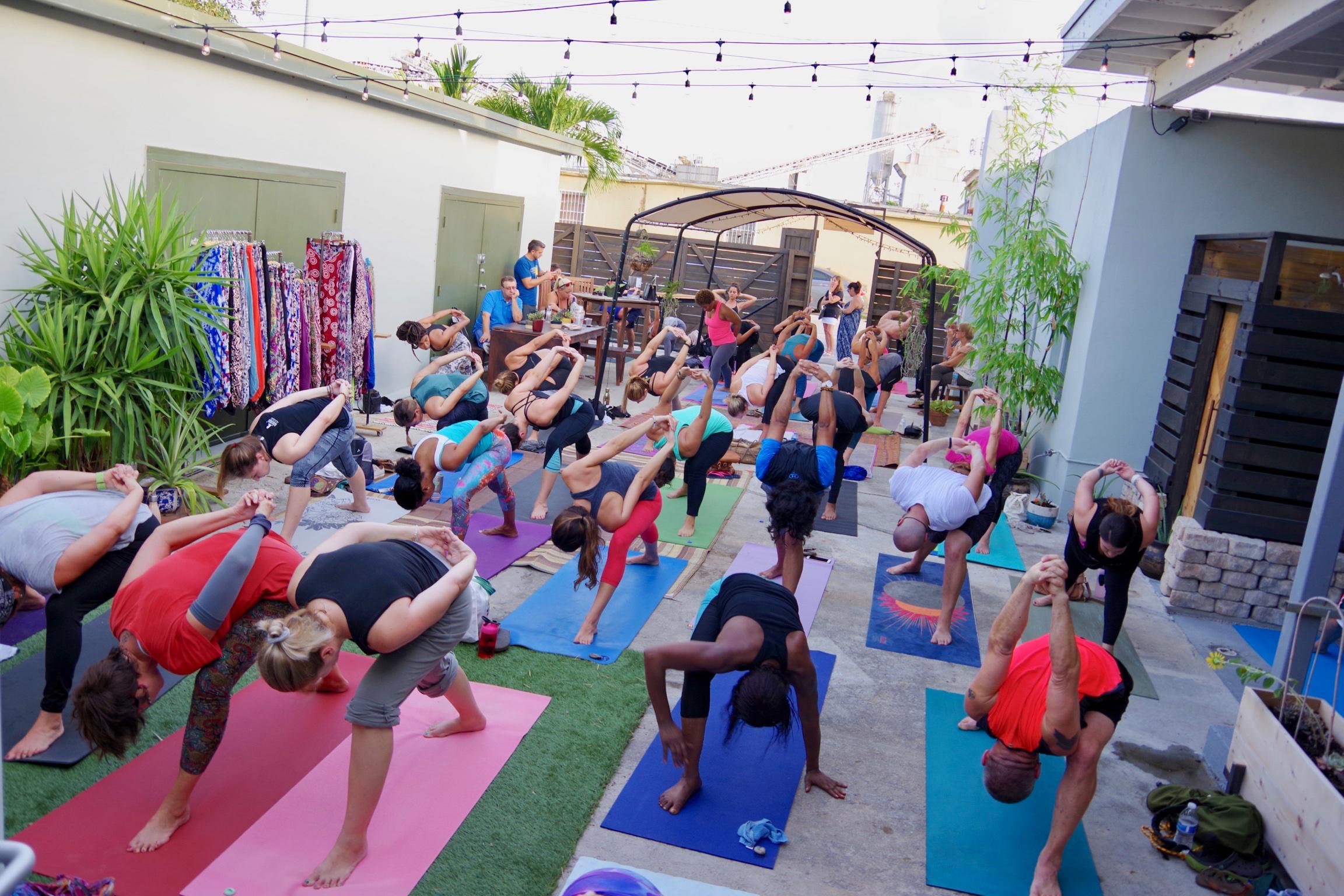 Fort Lauderdale Yoga